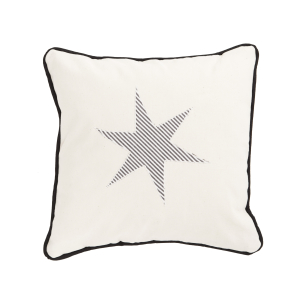 Pillow Canvas Black