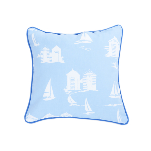Pillow Beach House Blue