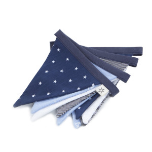 Garland Navy Blue