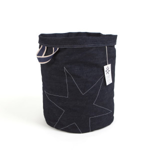 Storage Bag Denim Maxi