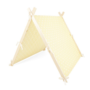 Play Tent Yellow Mini
